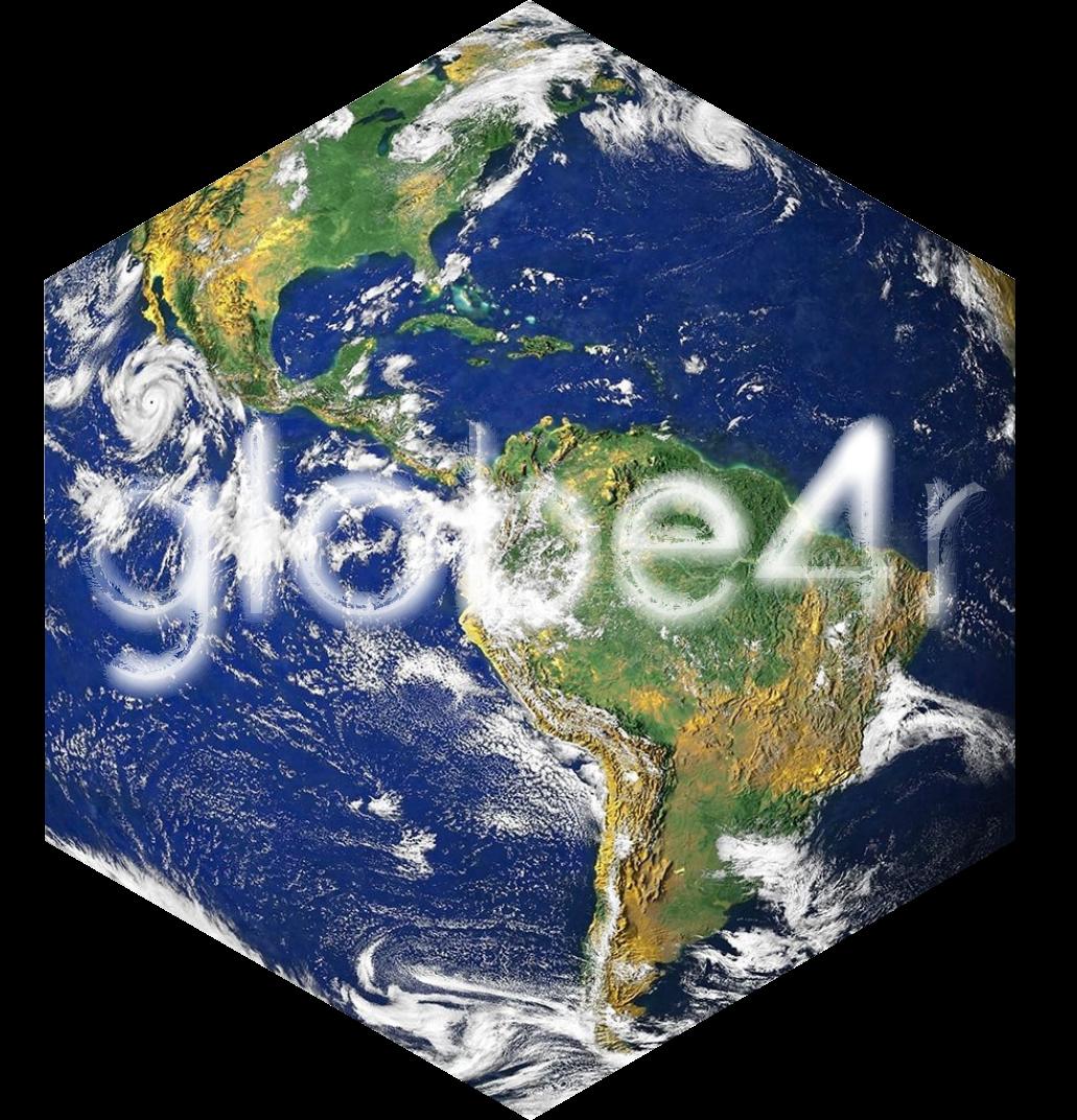 globe4r logo